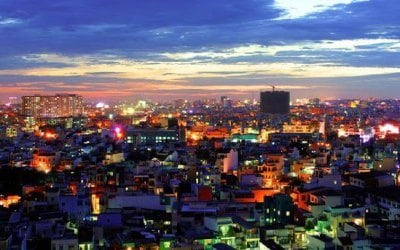مدينة ميدان في اندونيسيا