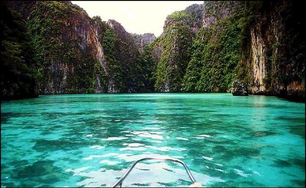 افضل الجزر المميزه في ساحل كرابي تايلاند | جزر  ساحل كرابى فى تايلاند