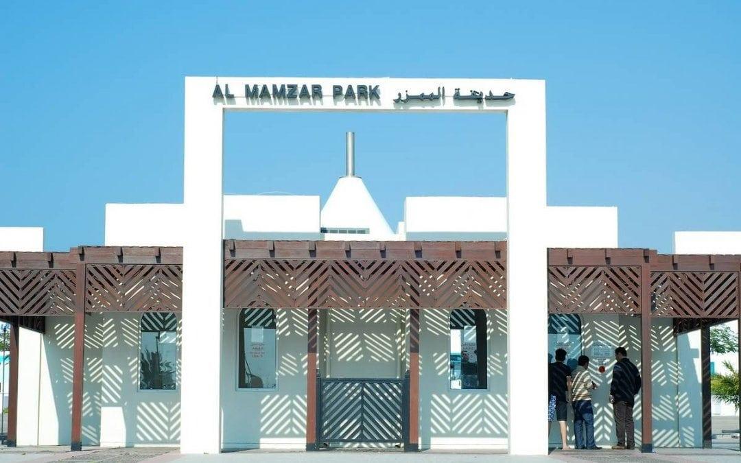Taman Al Mamzar di Dubai