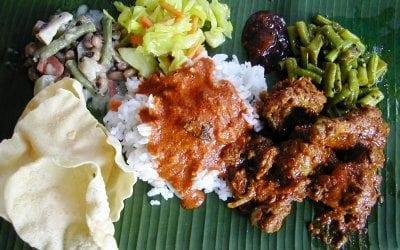 الاكلات الشعبيه في ماليزيا