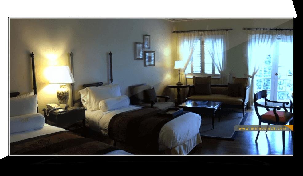 فندق كاميرون هايلاندز ريسورت Cameron Highlands Resort