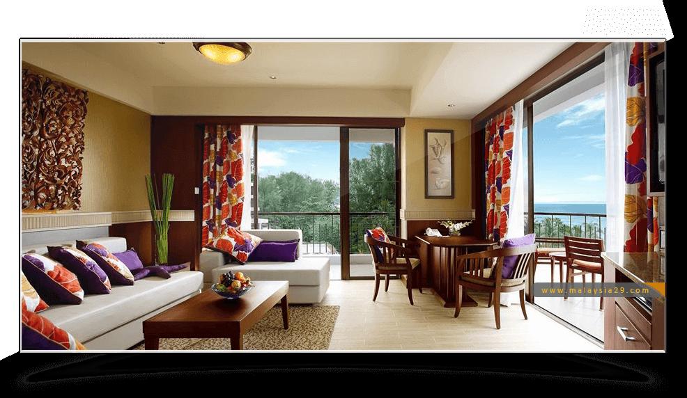 فندق شانجريلا جولدن ساندس Golden Sands Resort