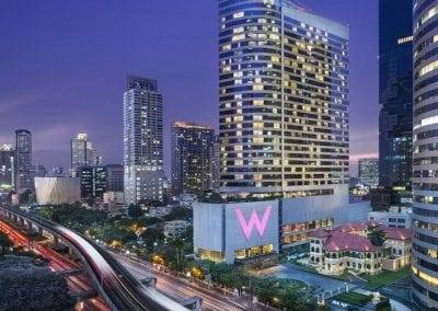 دابليو بانكوك W Bangkok