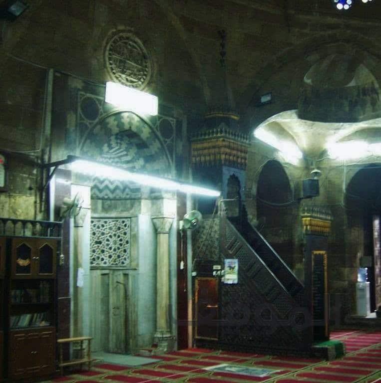 مسجد سنان باشا ببولاق