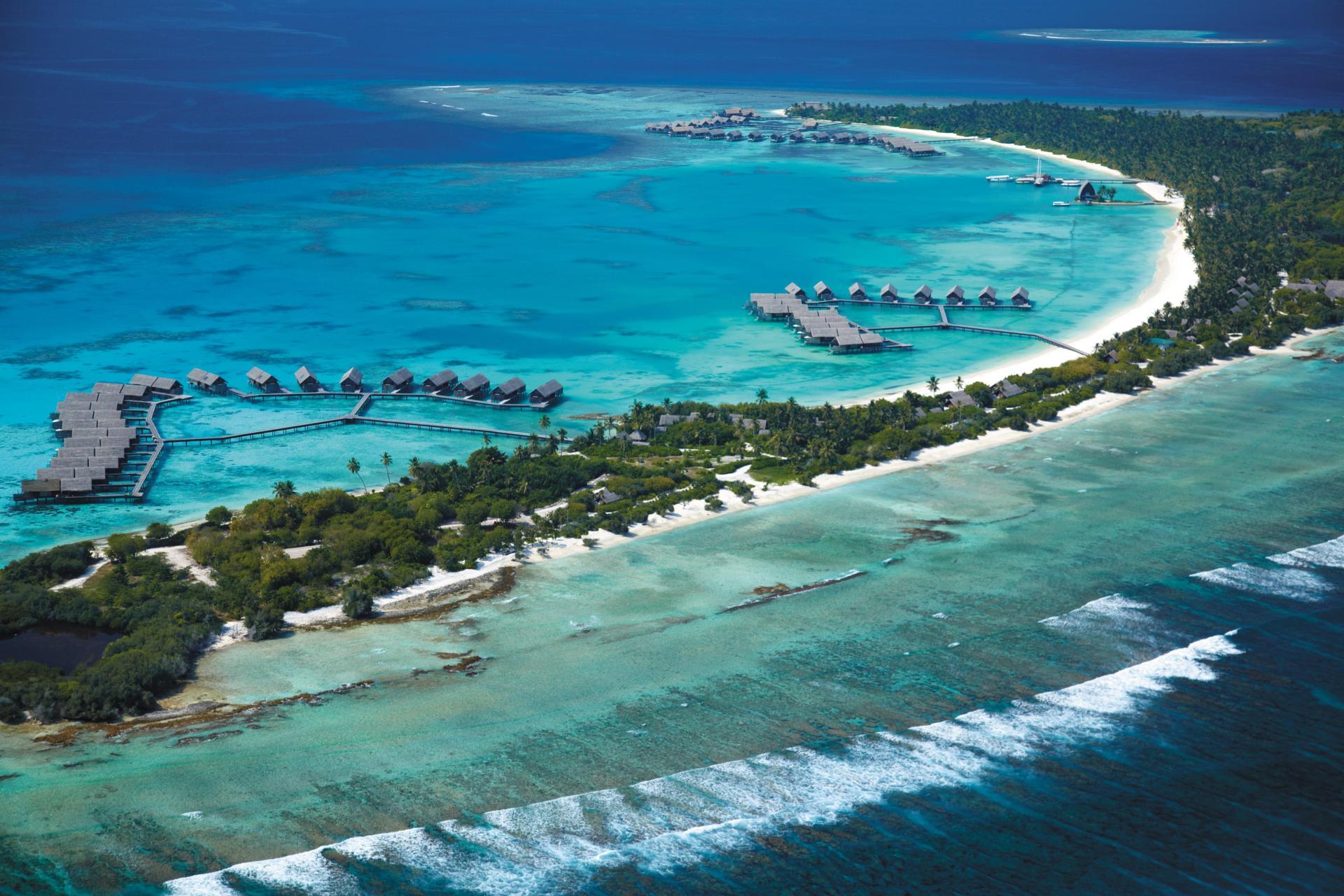 رحلة الي المالديف