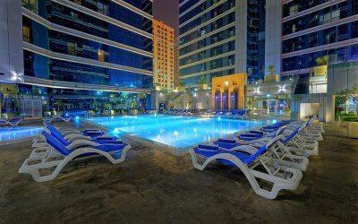 فندق غايا جراند دبي