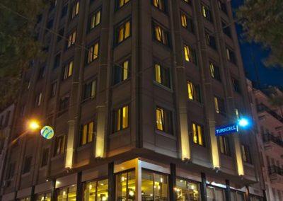 فندق تقسيم ريفا اسطنبول