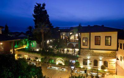 فندق ألب باشا انطاليا