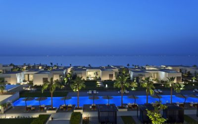 The Oberoi Beach Resort Ajman