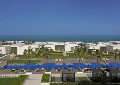 ذي أوبيروي بيتش ريسورت The Oberoi Beach Resort