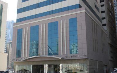 فندق السلام جراند الشارقة