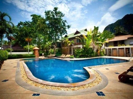 منتجع رايلي باي   Railay Bay Resort