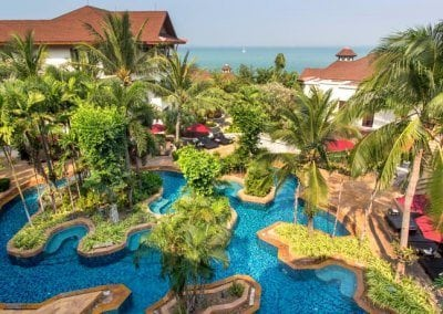 منتجع إنتركونتيننتال باتايا InterContinental Pattaya Resort