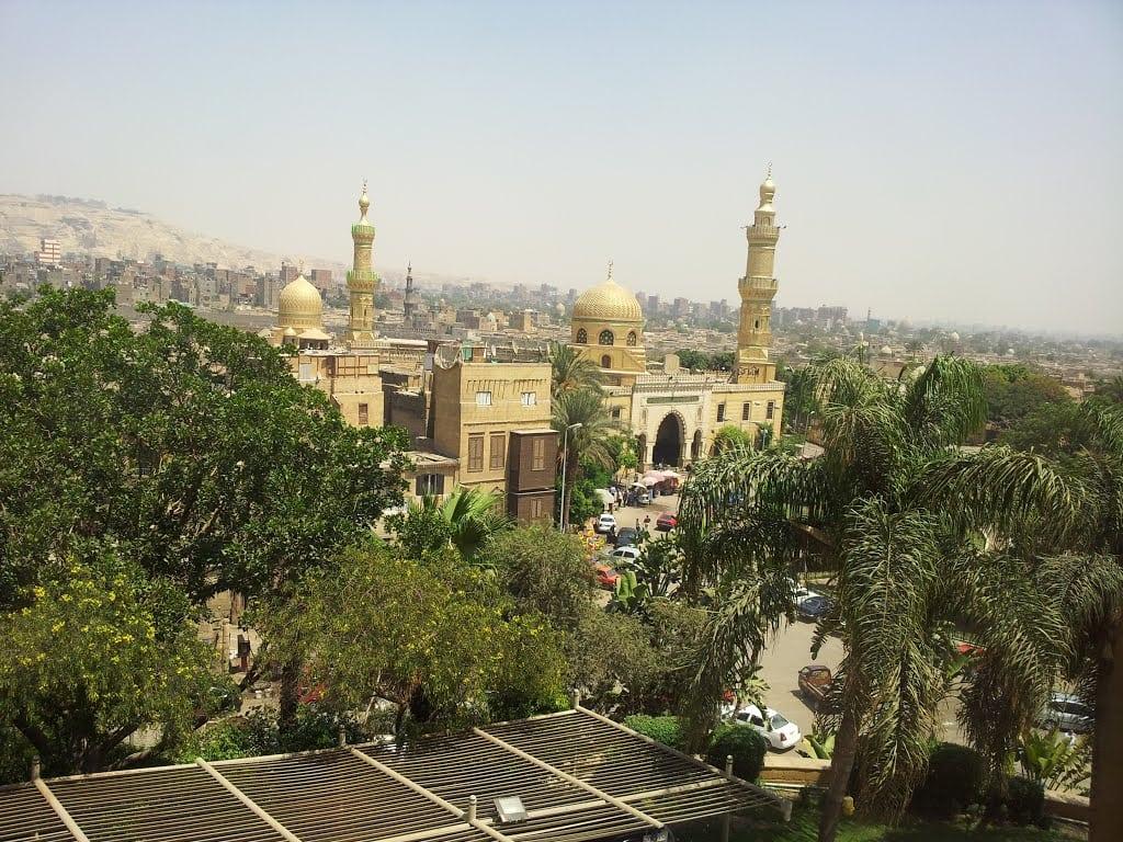 مسجد السيده نفيسة