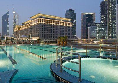 روز ريحان روتانا دبي Rose Rayhaan by Rotana Dubai
