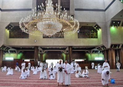Al-Tanaim Camii Turu