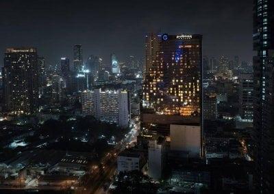 بولمان بانكوك جي  Pullman Bangkok G
