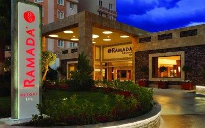 فندق رمادا ريزورت لارا