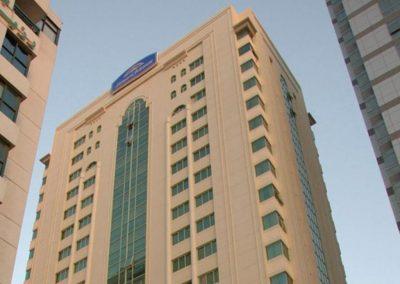 فندق هوارد جونسون Howard Johnson Hotel