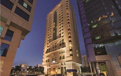 فندق هوارد جونسون أبو ظبي