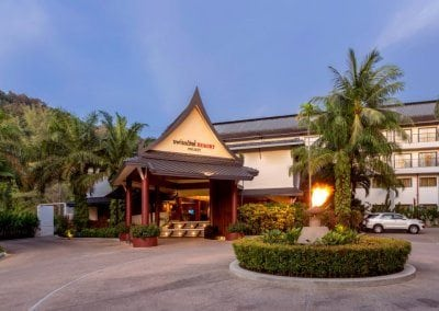 منتجع سويسوتيل Swissotel Resort
