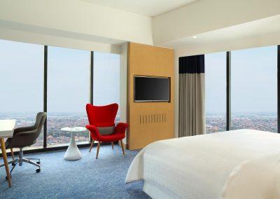 فور بوينتس باي شيراتون Four Points By Sheraton Surabaya Hotel