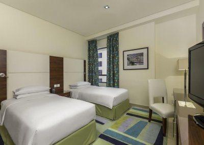 فندق هيلتون دبي الممشى