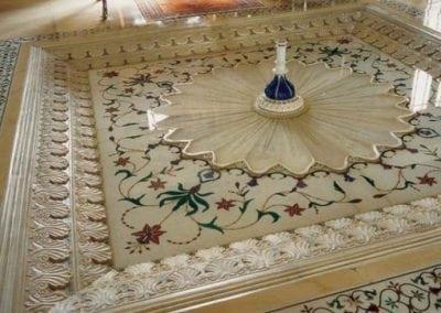 جولة لمركز ميراج للفن الإسلامي