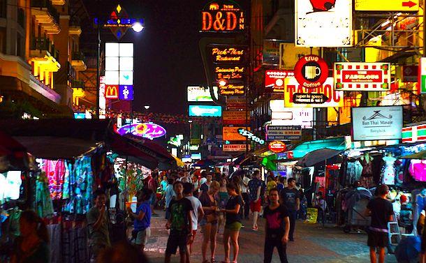 I migliori hotel di Bangkok raccomandati