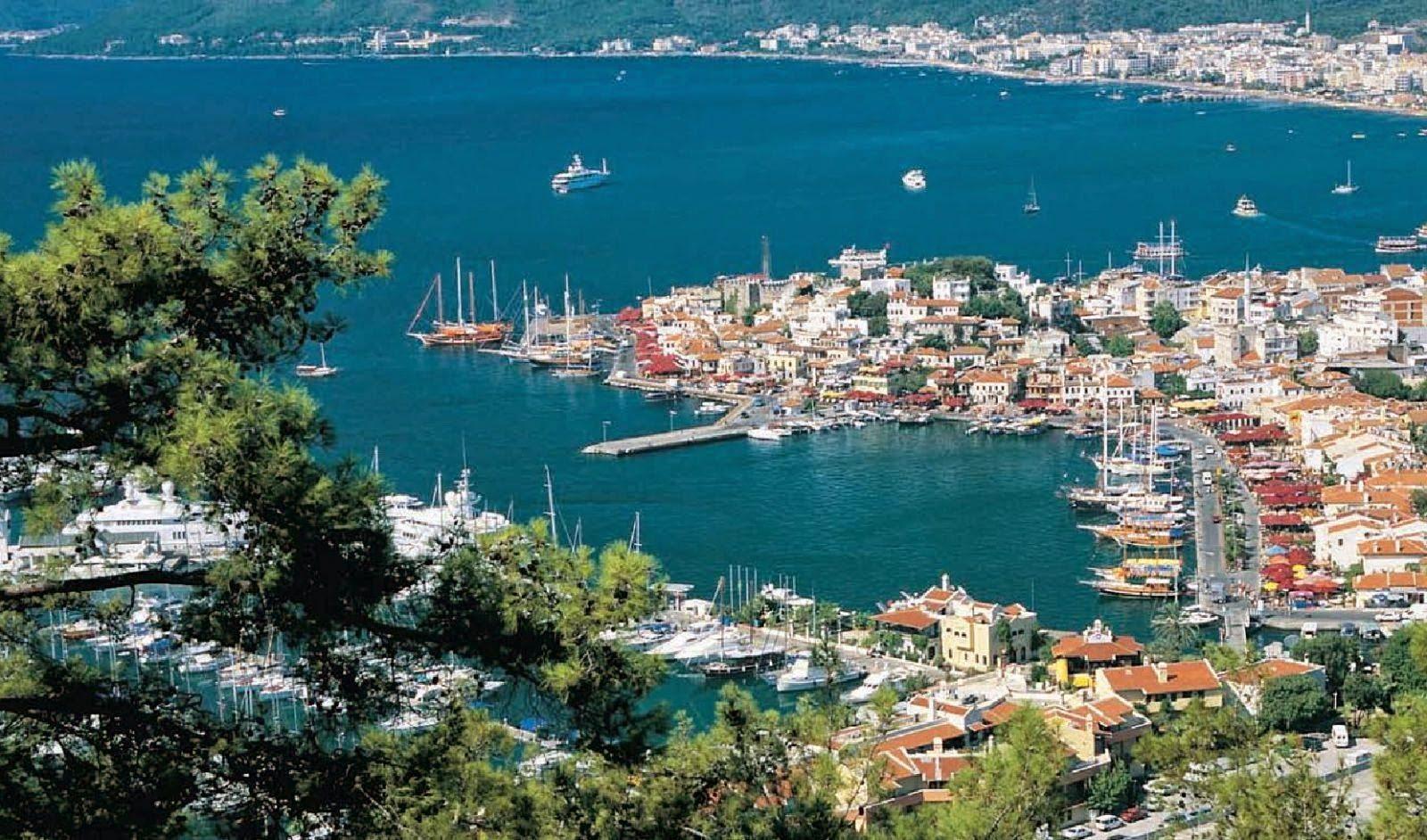 أهم وجهات السياحة في مرمريس تركيا