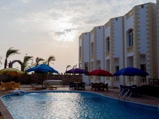 فندق ستار هاوس مرسي علم