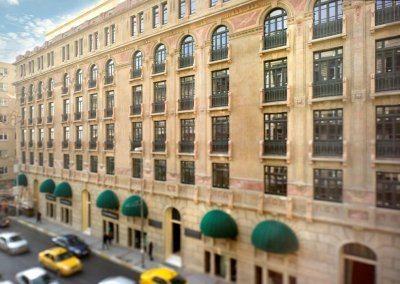 بارك حياة اسطنبولPark Hyatt Istanbul