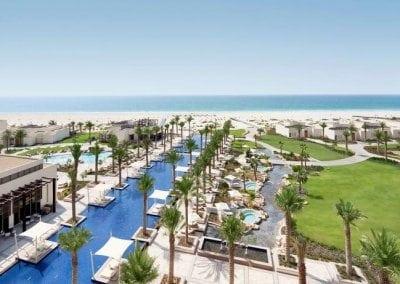 فندق بارك حياة أبو ظبي Park Hyatt Abu Dhabi Hotel