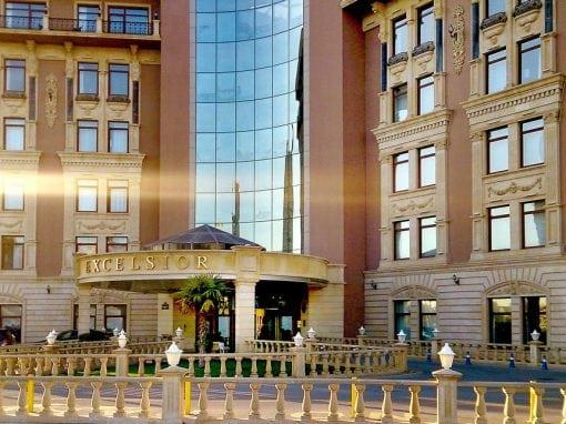 فندق إكسلسيور باكو