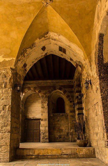 قصر الامير طاز