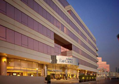 جميرا روتانا دبي Jumeira Rotana Hotel
