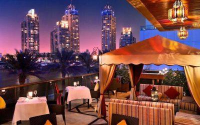Restoran terbaik di Dubai