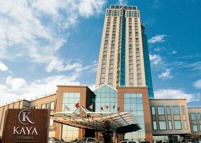 فندق رمادا كايا بلازا