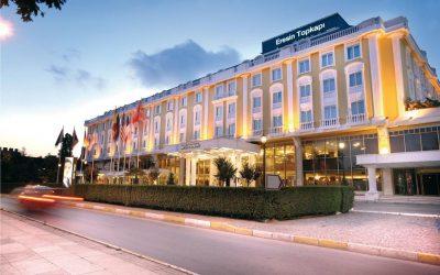 فندق إريسين توبكابي اسطنبول