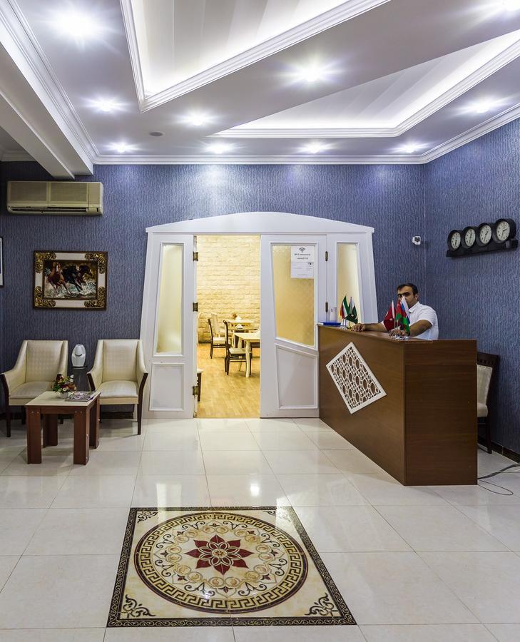 فندق فانيا باكو
