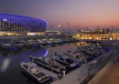 ياس فيسيروي أبو ظبي Yas Viceroy Abu Dhabi