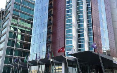 فندق جيه 5 بورسعيد دبي