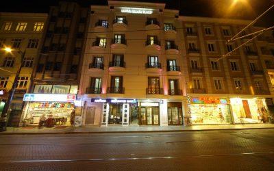 فندق بلاك توليب اسطنبول