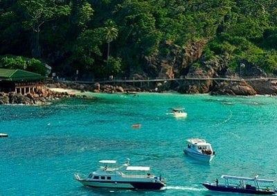 جزيرة ريدانج فى كوالا ترينجانو
