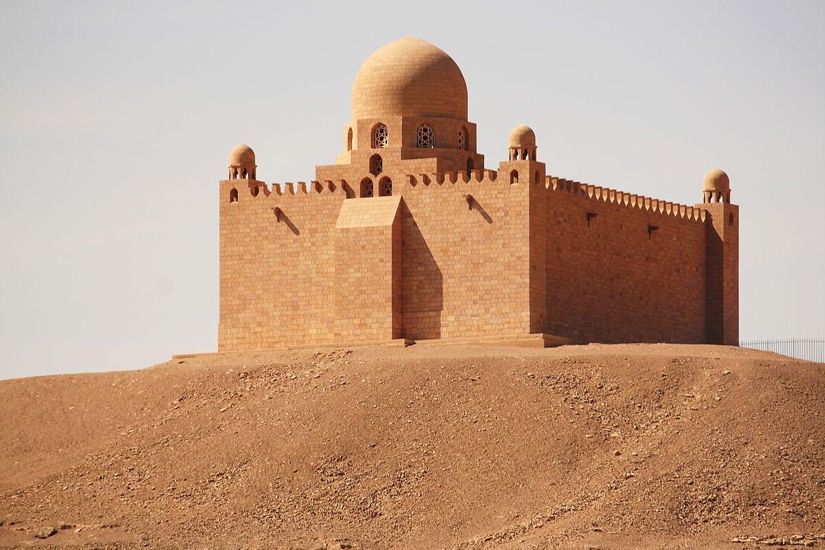 ضريح الآغا خان اسوان