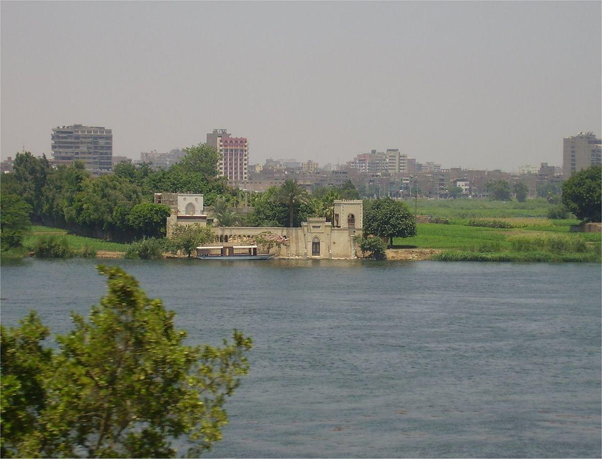 نهر النيل مصر