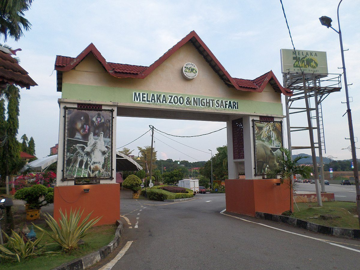 Zoo en Malacca Malasia
