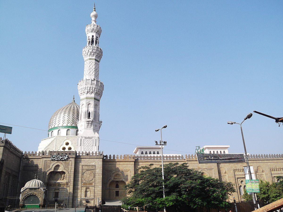 جامع السيدة زينب في القاهرة