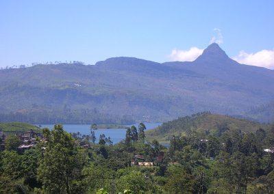 المرتفعات الوسطى من سريلانكا