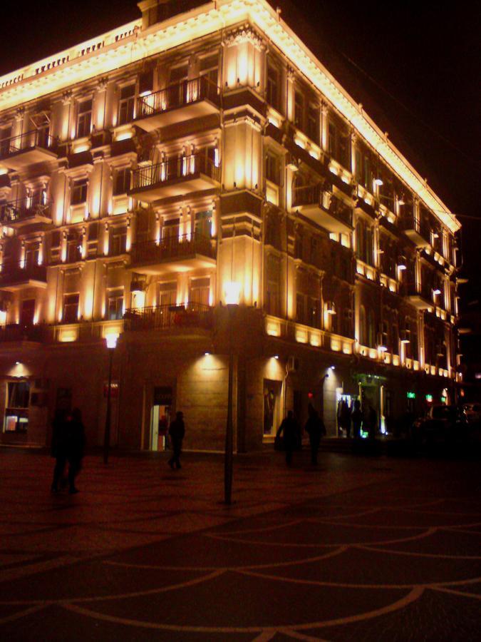 فندق أزكوت باكو